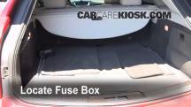 2010 Cadillac CTS Premium 3.6L V6 Wagon Fusible (interior)