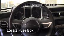 2010 Chevrolet Camaro LT 3.6L V6 Fuse (Interior)