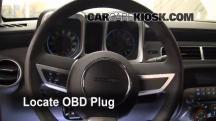 2010 Chevrolet Camaro LT 3.6L V6 Check Engine Light