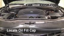 2010 Chevrolet Camaro LT 3.6L V6 Fluid Leaks