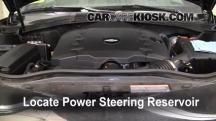 2010 Chevrolet Camaro LT 3.6L V6 Power Steering Fluid