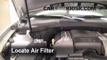 2010 Chevrolet Camaro SS 6.2L V8 Air Filter (Cabin)