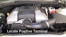 2010 Chevrolet Camaro LT 3.6L V6 Battery