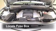 2010 Chevrolet Camaro SS 6.2L V8 Fuse (Engine)
