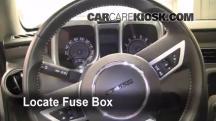 2010 Chevrolet Camaro SS 6.2L V8 Fuse (Interior)