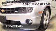 2010 Chevrolet Camaro LT 3.6L V6 Luces