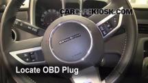 2010 Chevrolet Camaro SS 6.2L V8 Check Engine Light