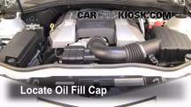 2010 Chevrolet Camaro SS 6.2L V8 Aceite