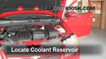 2010 Chevrolet Cobalt LT 2.2L 4 Cyl. Sedan (4 Door) Fluid Leaks