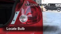 2010 Chevrolet Cobalt LT 2.2L 4 Cyl. Sedan (4 Door) Lights