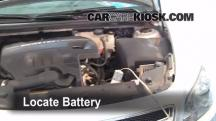 2010 Chevrolet Malibu LT 2.4L 4 Cyl. Battery