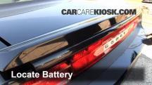 2010 Dodge Challenger RT 5.7L V8 Battery