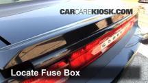 2010 Dodge Challenger RT 5.7L V8 Fuse (Interior)