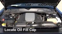 2010 Dodge Challenger RT 5.7L V8 Oil