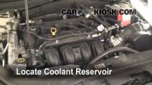 2010 Ford Fusion SE 2.5L 4 Cyl. Fluid Leaks