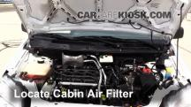 2010 Ford Transit Connect XLT 2.0L 4 Cyl. Mini Cargo Van Air Filter (Cabin)