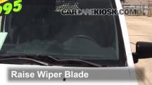 2010 Ford Transit Connect XLT 2.0L 4 Cyl. Mini Cargo Van Windshield Wiper Blade (Front)