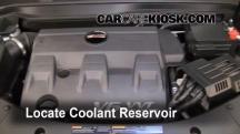 2010 GMC Terrain SLT 3.0L V6 Pérdidas de líquido