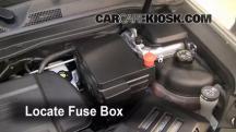 2010 GMC Terrain SLT 3.0L V6 Fusible (motor)