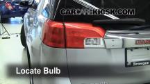 2010 GMC Terrain SLT 3.0L V6 Luces