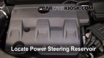 2010 GMC Terrain SLT 3.0L V6 Power Steering Fluid