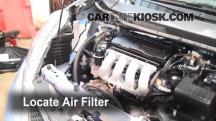 2010 Honda Fit Sport 1.5L 4 Cyl. Air Filter (Engine)