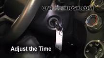 2010 Honda Fit Sport 1.5L 4 Cyl. Clock