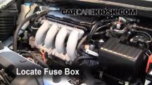 2010 Honda Fit Sport 1.5L 4 Cyl. Fuse (Engine)