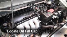 2010 Honda Fit Sport 1.5L 4 Cyl. Oil