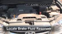2010 Hyundai Elantra GLS 2.0L 4 Cyl. Brake Fluid