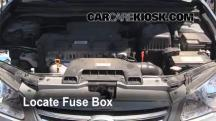 2010 Hyundai Elantra GLS 2.0L 4 Cyl. Fuse (Engine)