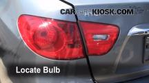 2010 Hyundai Elantra GLS 2.0L 4 Cyl. Lights