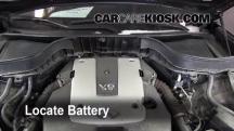 2010 Infiniti FX35 3.5L V6 Battery