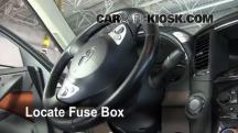 2010 Infiniti FX35 3.5L V6 Fuse (Interior)