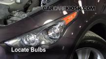 2010 Infiniti FX35 3.5L V6 Lights
