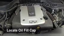 2010 Infiniti FX35 3.5L V6 Oil