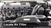2010 Kia Forte EX 2.0L 4 Cyl. Sedan (4 Door) Filtro de aire (motor)