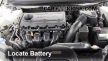 2010 Kia Forte EX 2.0L 4 Cyl. Sedan (4 Door) Batería