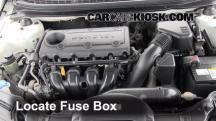 2010 Kia Forte EX 2.0L 4 Cyl. Sedan (4 Door) Fusible (motor)