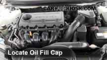 2010 Kia Forte EX 2.0L 4 Cyl. Sedan (4 Door) Oil