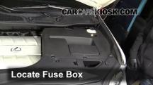 2010 Lexus RX350 3.5L V6 Fusible (motor)
