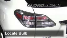 2010 Lexus RX350 3.5L V6 Luces