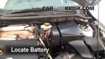 2010 Mazda 3 i 2.0L 4 Cyl. Batería
