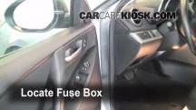 2010 Mazda 3 i 2.0L 4 Cyl. Fuse (Interior)