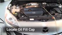 2010 Mazda 3 i 2.0L 4 Cyl. Oil