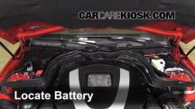2010 Mercedes-Benz E350 3.5L V6 Coupe (2 Door) Battery