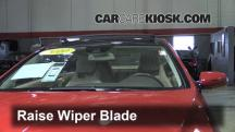 2010 Mercedes-Benz E350 3.5L V6 Coupe (2 Door) Windshield Wiper Blade (Front)