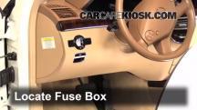 2010 Mercedes-Benz S400 Hybrid 3.5L V6 Fusible (interior)