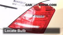 2010 Mercedes-Benz S400 Hybrid 3.5L V6 Luces