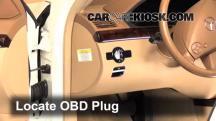 2010 Mercedes-Benz S400 Hybrid 3.5L V6 Compruebe la luz del motor